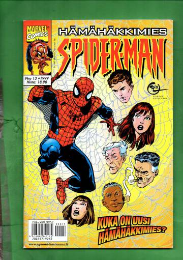 Hämähäkkimies 13/99 (Spider-Man)