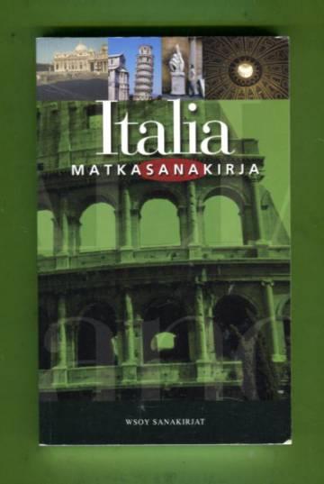 Italia - Matkasanakirja