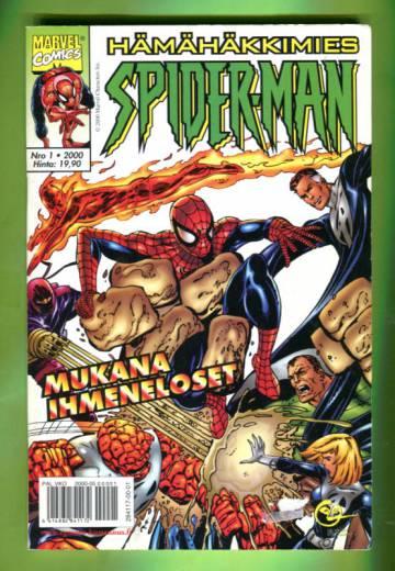 Hämähäkkimies 1/00 (Spider-Man)