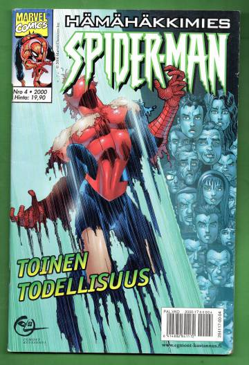 Hämähäkkimies 4/00 (Spider-Man)