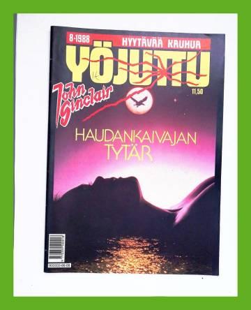 Yöjuttu 8/88 - Haudankaivajan tytär