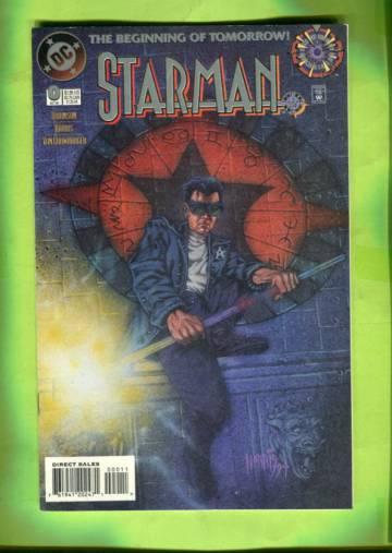 Starman #0 Oct 94