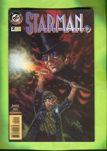 Starman #2 Dec 94