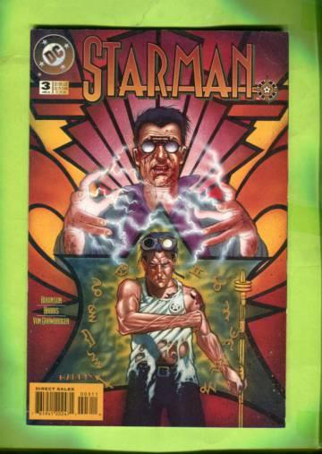 Starman #3 Jan 95