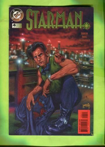 Starman #4 Feb 95