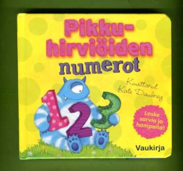 Pikkuhirviöiden numerot