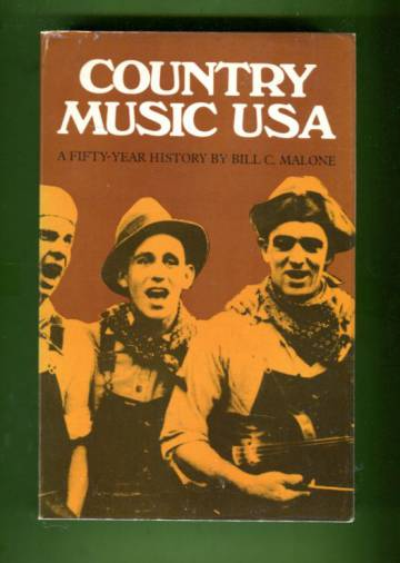 Country Music, U.S.A. - A Fifty-year History