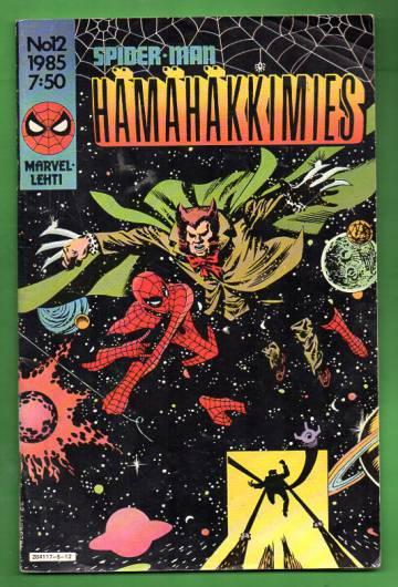 Hämähäkkimies 12/85 (Spider-Man)