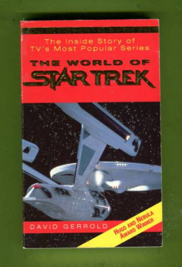 The World of Star Trek - The Inside Story of TV's Most Popular Series