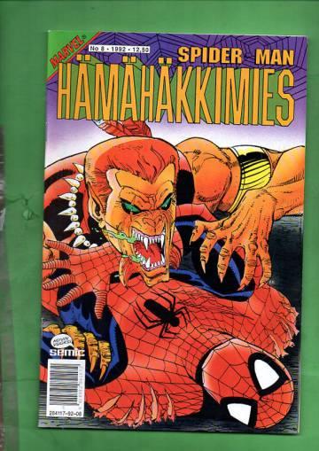 Hämähäkkimies 8/92 (Spider-Man)