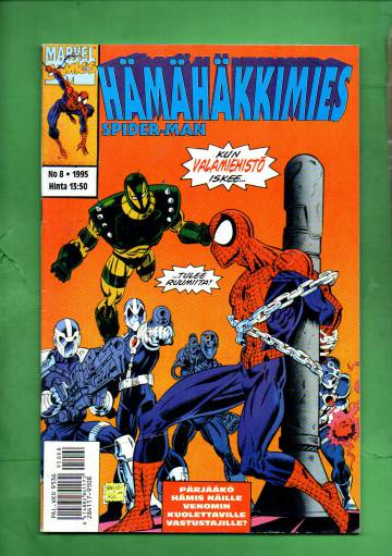 Hämähäkkimies 8/95 (Spider-Man)