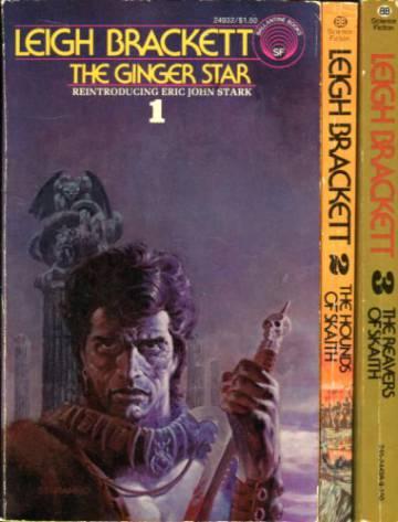 Stark 1-3 - The Ginger Star, The Hounds of Skaith & The Reavers of Skaith