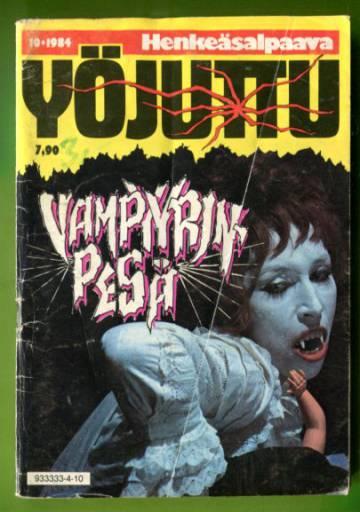 Yöjuttu 10/84 - Vampyyrin pesä