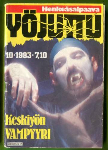 Yöjuttu 10/83 - Keskiyön vampyyri
