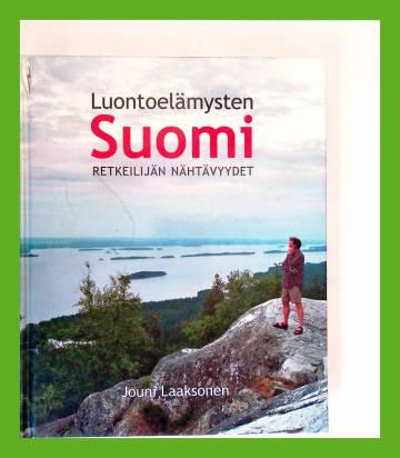 Luontoelämysten Suomi - Retkeilijän nähtävyydet