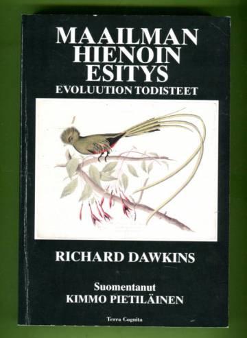 Maailman hienoin esitys - Evoluution todisteet