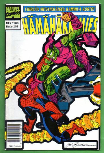 Hämähäkkimies 6/94 (Spider-Man)