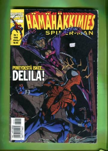 Hämähäkkimies 1/98 (Spider-Man)