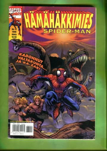Hämähäkkimies 11/98 (Spider-Man)