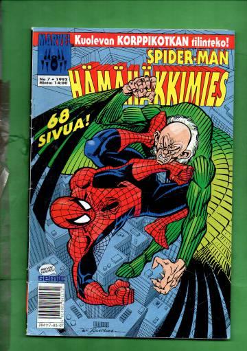 Hämähäkkimies 7/93 (Spider-Man)