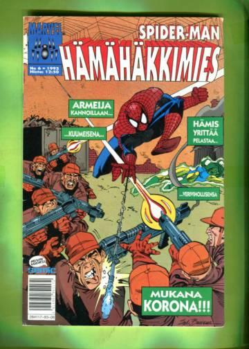 Hämähäkkimies 6/93 (Spider-Man)