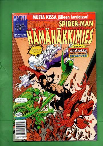 Hämähäkkimies 4/93 (Spider-Man)