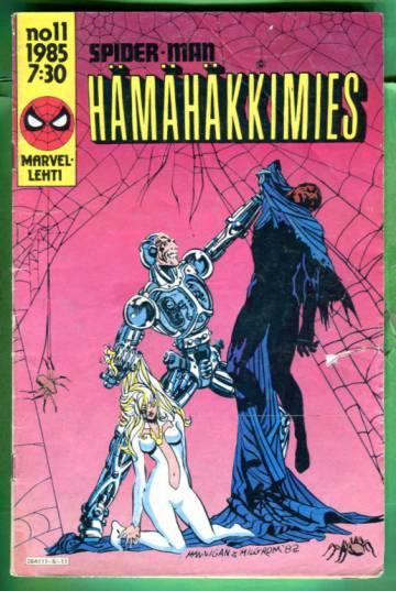 Hämähäkkimies 11/85 (Spider-Man)