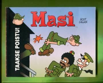 Masi-minialbumi 3/03 - Taakse poistu!