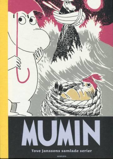Mumin - Tove Janssons samlade serier, del 4