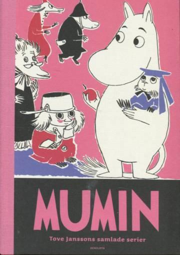 Mumin - Tove Janssons samlade serier, del 5