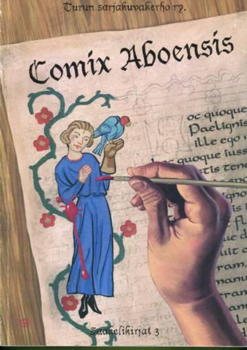 Comix Aboensis - Turun sarjakuvakerhon keskiaika-antologia