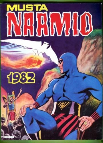 Mustanaamio - Vuosialbumi 1982