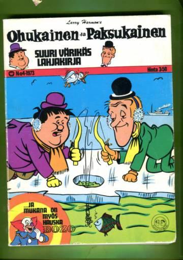 Ohukainen ja Paksukainen -albumi 4/73