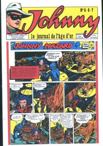Johnny - Le journal de l'âge d'or: No 5, 6, 7