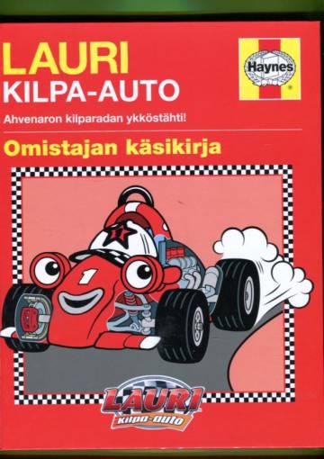 Lauri Kilpa-auto - Omistajan käsikirja
