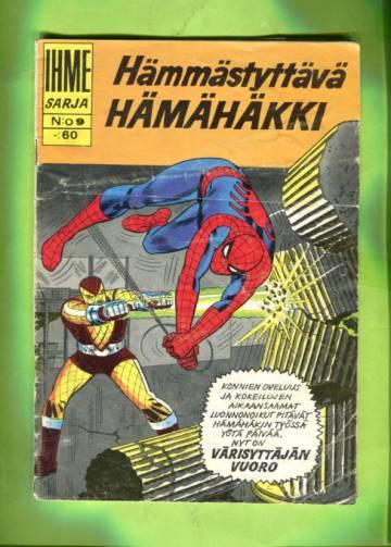 Ihmesarja 9 - Hämmästyttävä Hämähäkki
