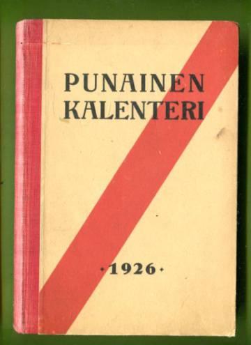 Punainen kalenteri 1926