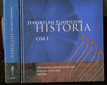 Jyväskylän yliopiston historia 1-2