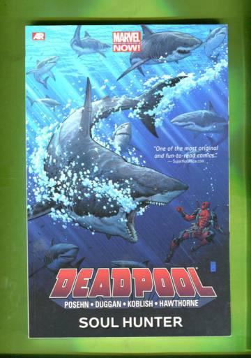 Deadpool Vol 2: Soul hunter