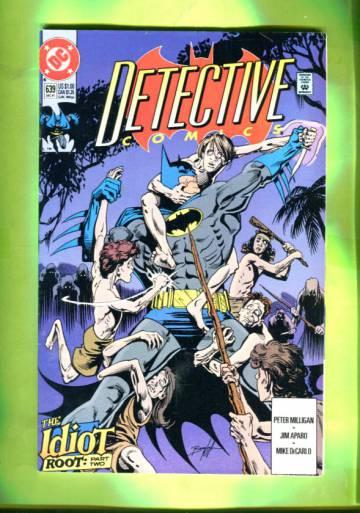 Detective Comics #639 Dec 91