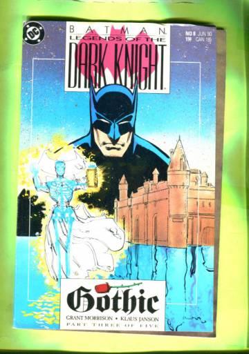 Legends of the Dark Knight #8 Jun 90