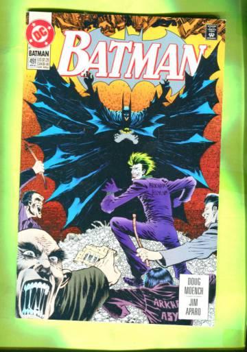 Batman #491 Apr 93