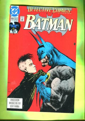 Detective Comics #655 Jan 93