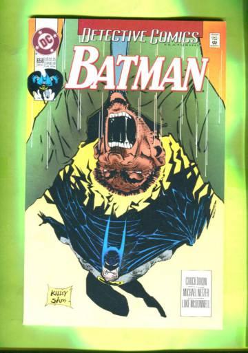 Detective Comics #658 Apr 93