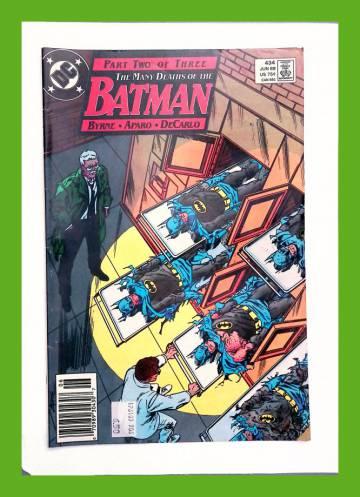 Batman #434 Jun 89