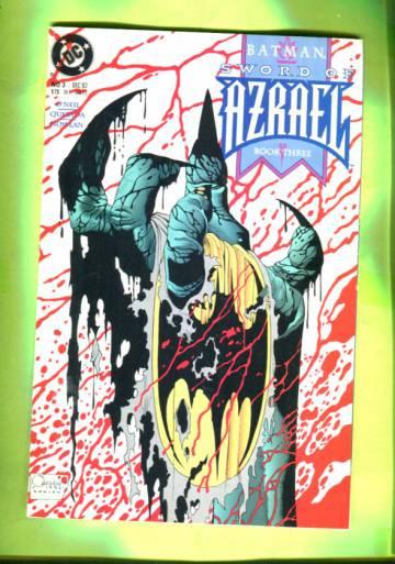 Batman: Sword of Azrael #3 Dec 92
