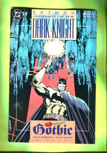 Legends of the Dark Knight #9 Jul 90
