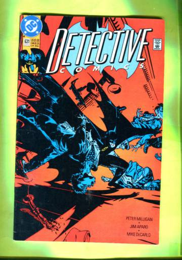 Detective Comics #631 Early Jul 91