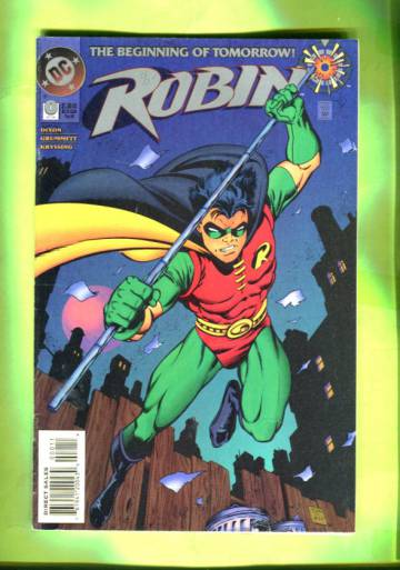 Robin #0 Oct 94
