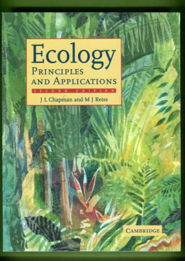 Ecology - Principles and Applications